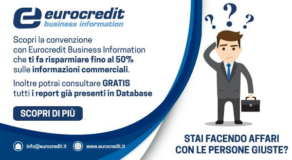 Convenzione Eurocredit Business Information