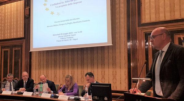 """""""Riforme per l'Europa: le proposte delle imprese"""". Il documento di Confindustria per i candidati alle elezioni europee"""