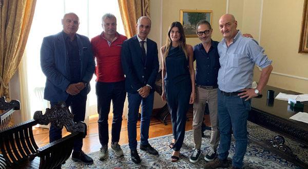 Firmata convenzione tra Ance Catanzaro e Informatel
