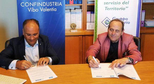 Da BCC del Vibonese e Confindustria Vivo Valentia nuovi servizi bancari alle imprese