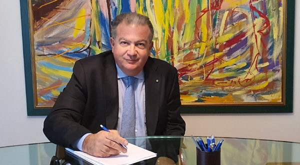 Giovan Battista Perciaccante eletto alla presidenza di Ance Calabria per i prossimi 4 anni