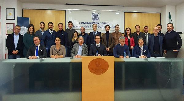 Marco Curti eletto presidente dei Giovani Imprenditori Ance Cosenza