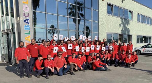 Italbacolor dona un respiratore all'Ospedale di Cetraro