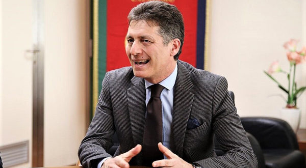 Intervista al Presidente di Unindustria Calabria Aldo Ferrara