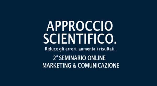 2° Seminario Marketing e Comunicazione