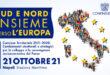 Save the Date – Sud e Nord insieme verso l'Europa, 21 ottobre 2021